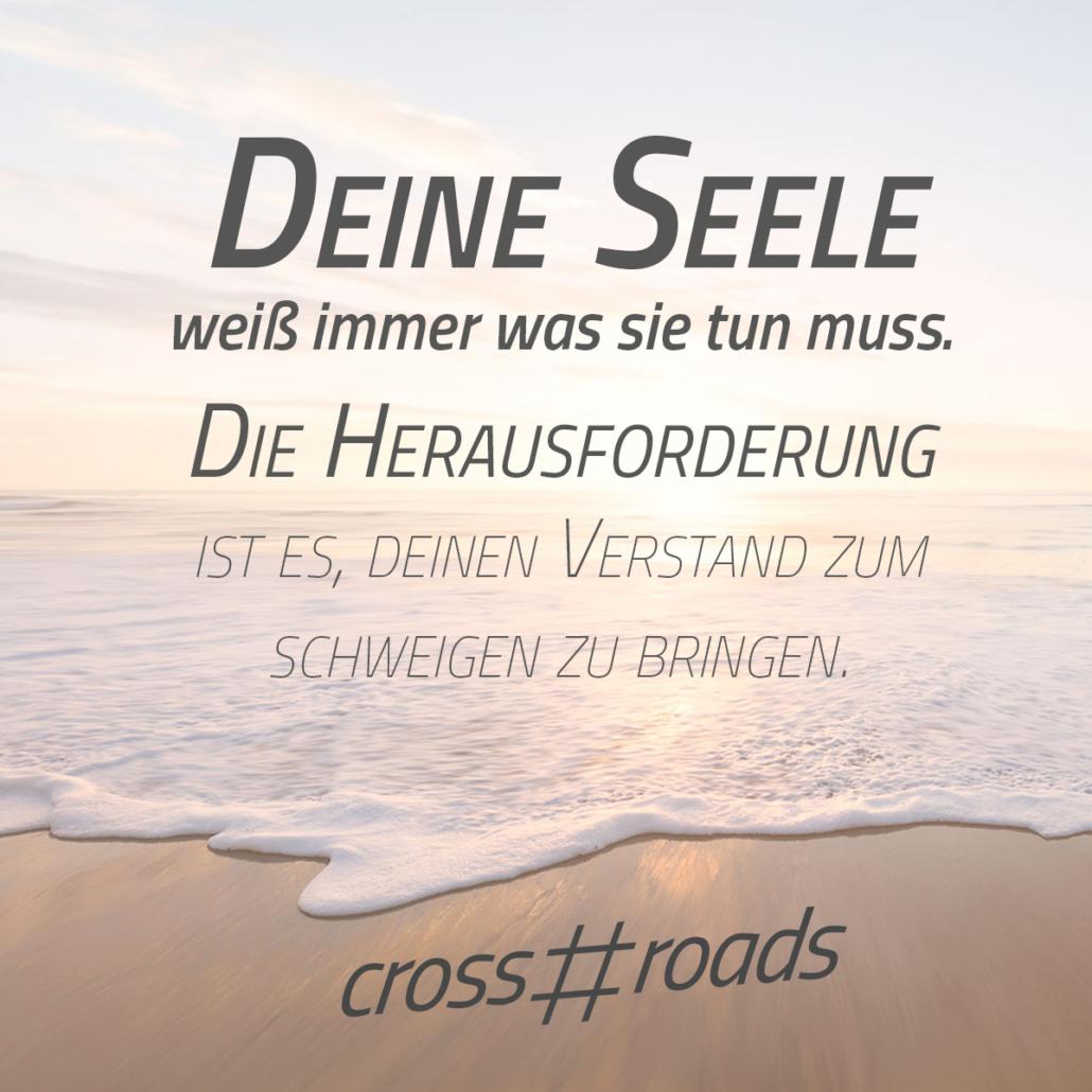 """#betblog """"wer loslässt hat beide hände frei"""" - crossroads"""