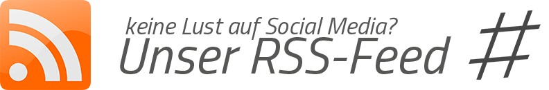 Unser RSS-Feed