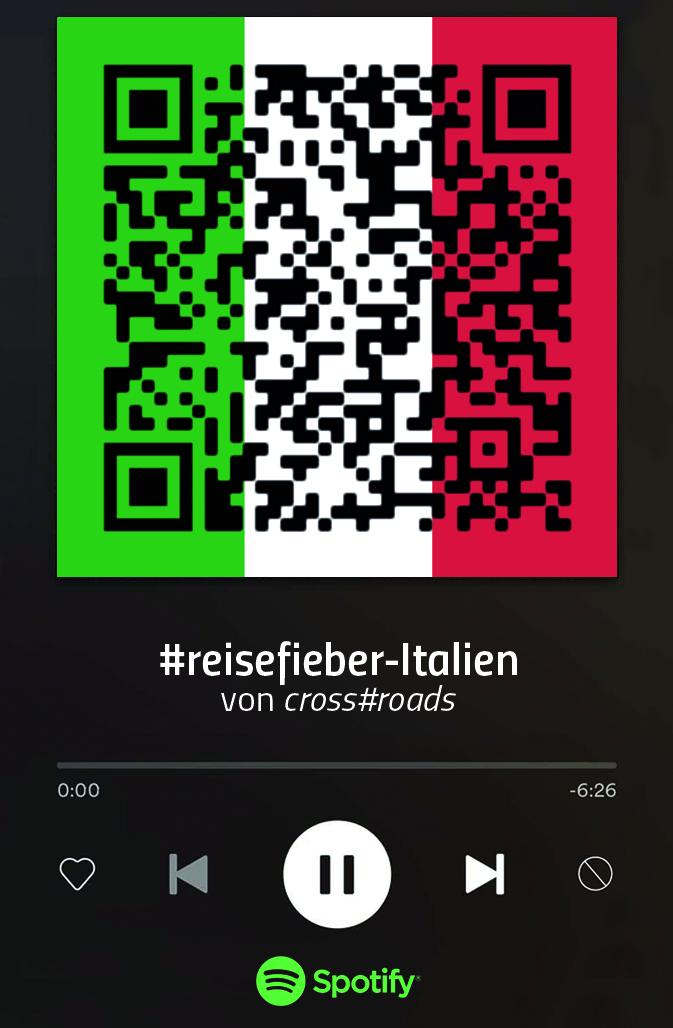 Spotify Link Italien